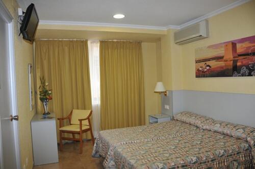 Room – Hotel Patilla