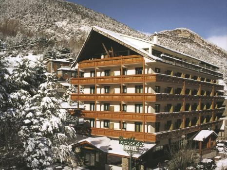Foto del exterior de Hotel Rutllan