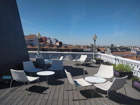 Außenansicht - Grande Hotel do Porto