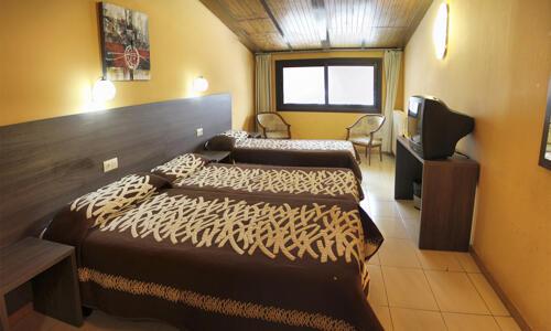 Foto de una habitación de Hotel City M28