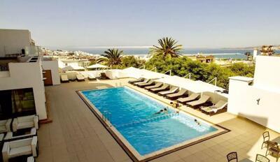 Foto del exterior de Fredj Hotel