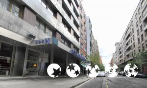 "Foto del exterior de ""Hotel Ilunion Bilbao (ex Confortel)"""