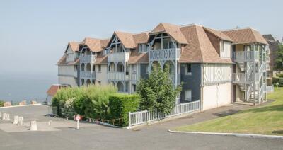 Außenansicht - Maeva Residence Les Tamaris