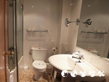 Foto del baño de Hotel Cims Pas de La Casa