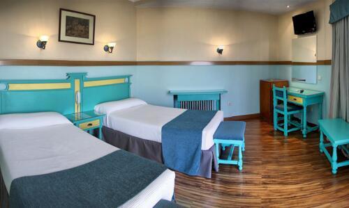 Foto de una habitación de Hotel Monarque Torreblanca