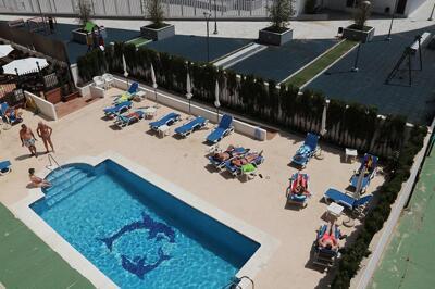 Außenansicht - Hotel El Faro Marbella