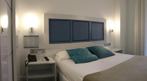 Foto de una habitación de Hotel Blue Santa Rosa