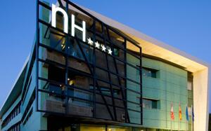 """Foto del exterior de """"Hotel NH Gijón"""""""