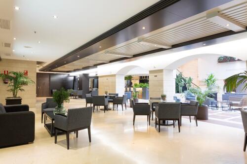 Foto de los servicios de Hotel Intur Castellon