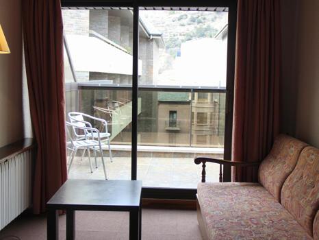 Foto de una habitación de Hotel Les Closes