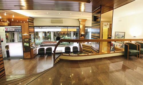 Foto de las zonas nobles de Hotel Les Closes