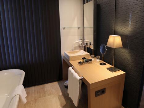 Foto del baño de Hotel Gran Palas