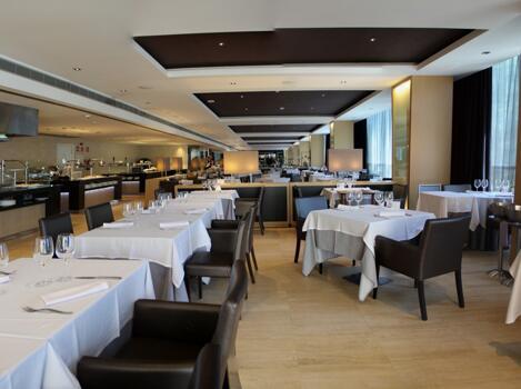 Foto do restaurante - Hotel Gran Palas