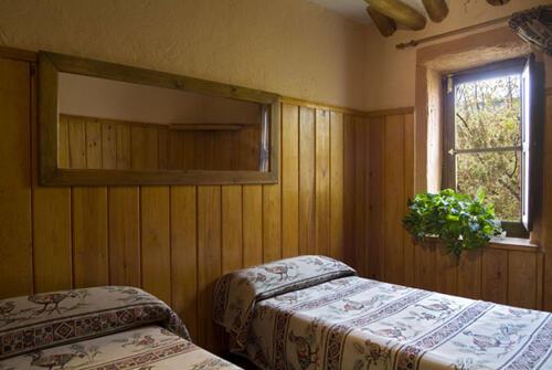 Foto de una habitación de Complejo Las Encebras