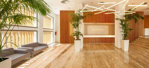 Foto delle aree comuni da RH Bayren Hotel & Spa