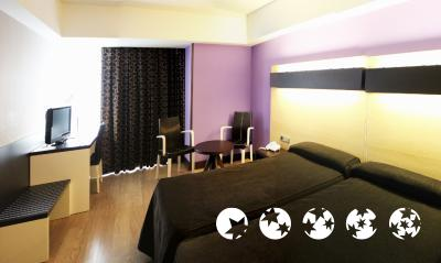 Zimmer - Hotel Ciudad de Logroño