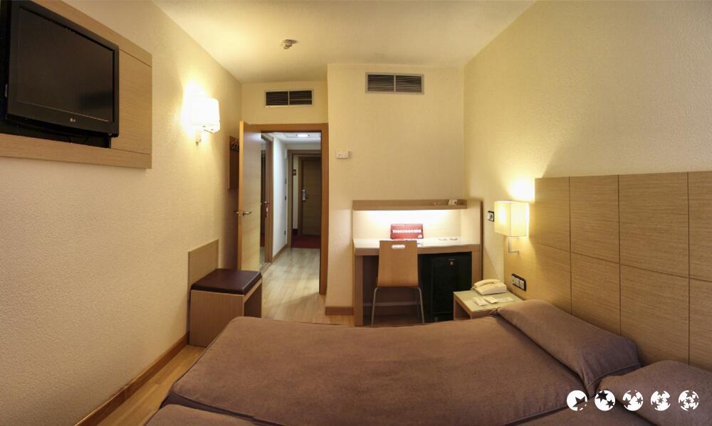 Hotel condes de haro logro o - Insonorizacion de habitaciones ...