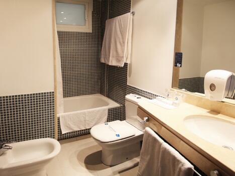 Foto del baño de Hotel Murrieta