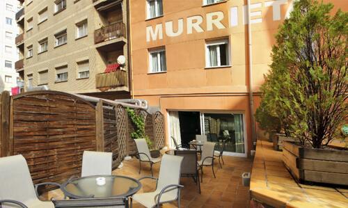 Foto del exterior de Hotel Murrieta