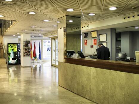 Foto de las zonas nobles de Hotel Murrieta