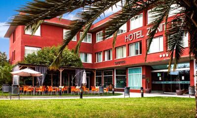 Foto del exterior de Hotel Zenit Logroño