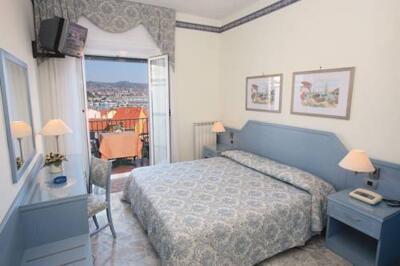 Foto de una habitación de Hotel Ariston