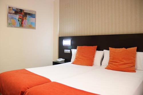 Foto de una habitación de Hotel Pradillo Conil