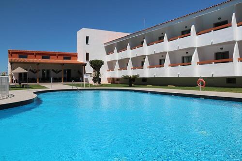 Foto de los servicios de Hotel Pradillo Conil