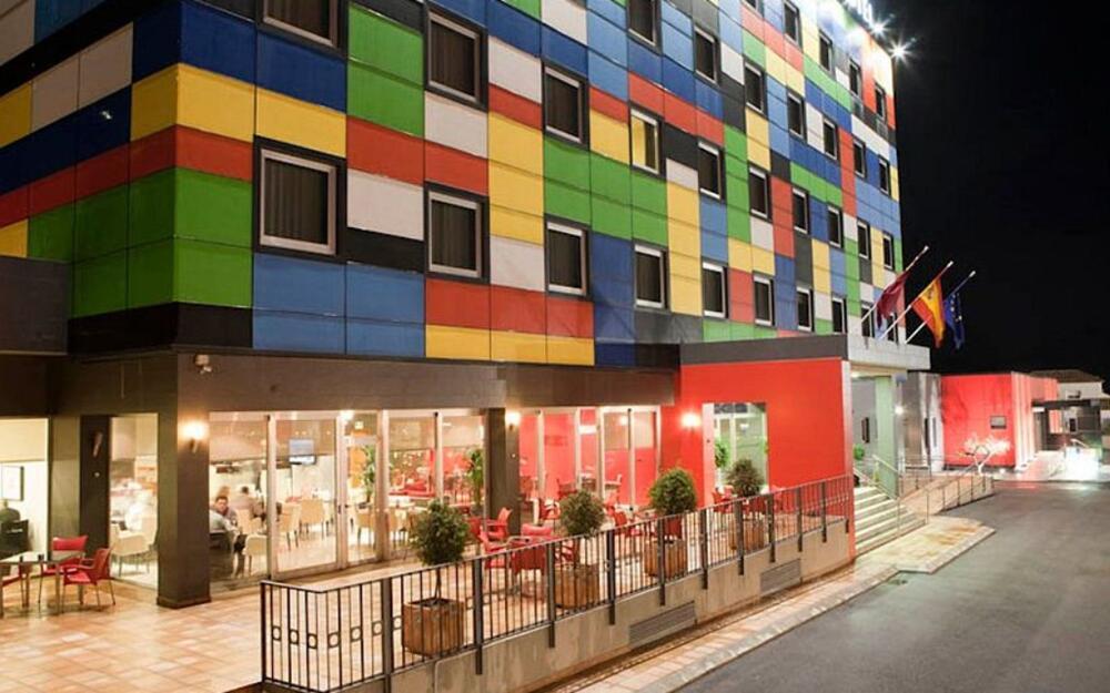 Hotel sercotel riscal puerto lumbreras - Hotel en puerto lumbreras ...