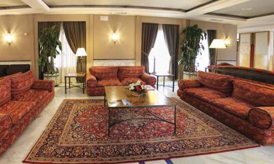 Foto de las zonas nobles de Hotel Macia Alfaros