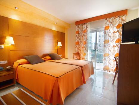 Foto de una habitación de Hotel Servigroup Diplomatic
