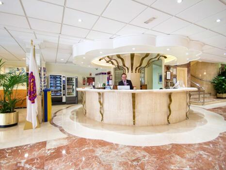 Foto de las zonas nobles de Hotel Servigroup Diplomatic