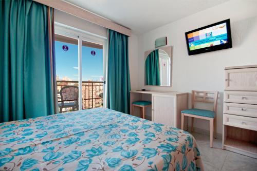 Foto de una habitación de Hotel Servigroup Torre Dorada
