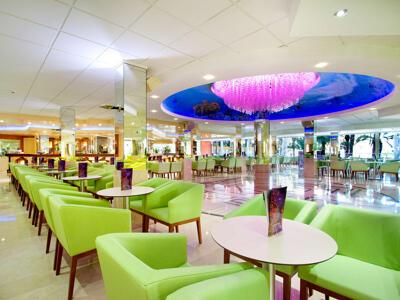 Services - Hotel Servigroup Calypso