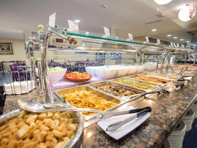 Restaurant - Hotel Servigroup Pueblo Benidorm