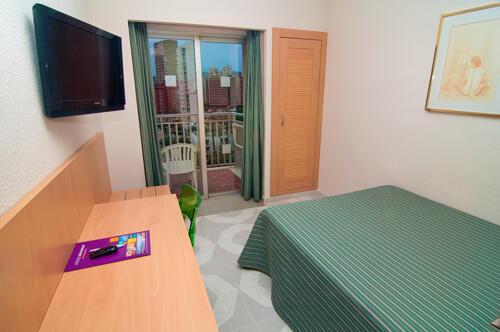 Foto de una habitación de Hotel Servigroup Pueblo Benidorm