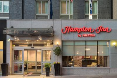 Foto degli esterni Hotel Hampton Inn Times Square South