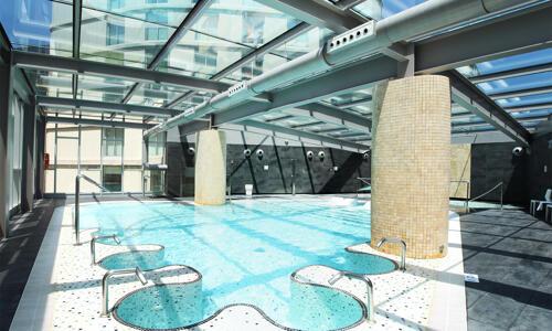 Foto de los servicios de Hotel Agora Spa and Resort