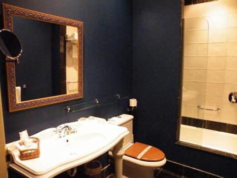Foto del baño de Hotel Casa de Tepa