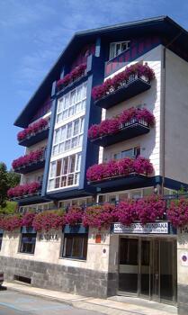 "Foto exterior del ""Apartamentos Mundaka"""
