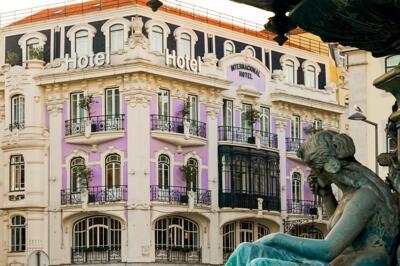 Foto del exterior de Hotel Internacional Design