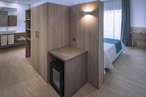Foto de una habitación de 4R Gran Hotel Europe