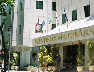 Außenansicht - Hotel Windsor Martinique