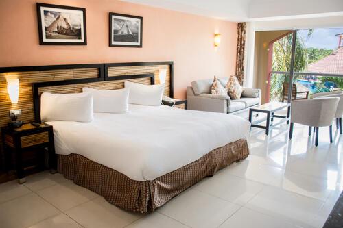 Foto del exterior de Sandos Playacar Beach Resort All Inclusive