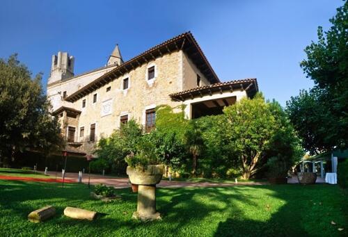 Foto del exterior de Hotel Palau lo Mirador