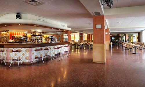 Foto de restauración de Hotel Samba