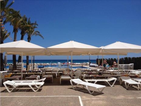 Foto degli esterni Hotel Cap Negret
