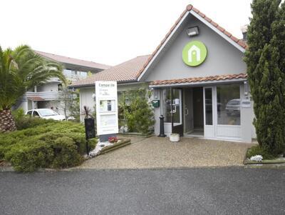 Extérieur de l'hôtel - Hotel Campanile Biarritz