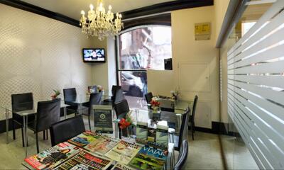 Foto de los servicios de Hotel Abba Jazz (ex Almoneda)