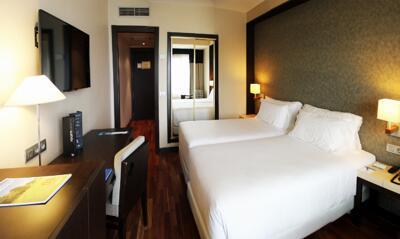 Foto de una habitación de NH Canciller Ayala Vitoria